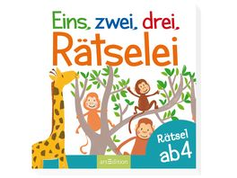 Buch Ars edition Eins zwei drei Raetselei