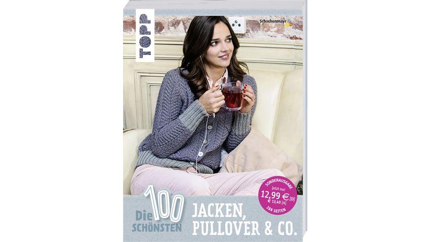 Buch frechverlag Die 100 schoensten Jacken Pullover Co