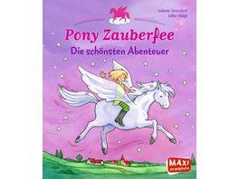 Buch Ellermann Pony Zauberfee Die schoensten Abenteuer