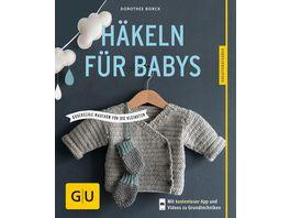 Buch Graefe und Unzer Verlag Haekeln fuer Babys