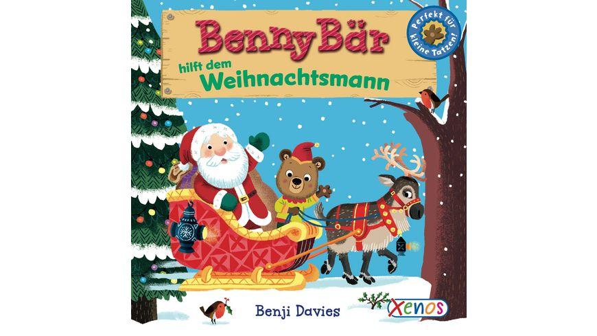 Benny Baer hilft dem Weihnachtsmann