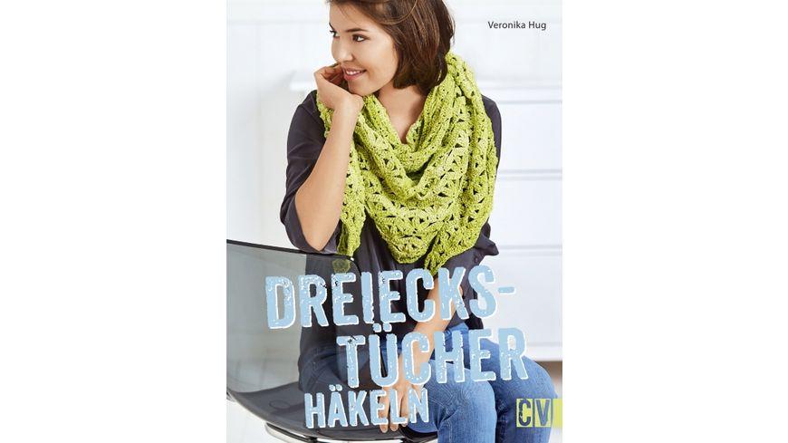 Buch Christophorus Verlag Dreieckstuecher haekeln
