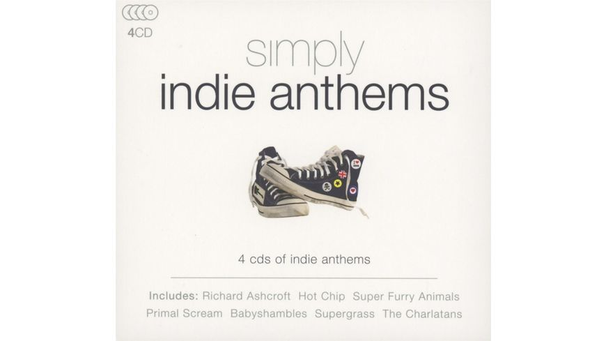 Simply Indie Anthems