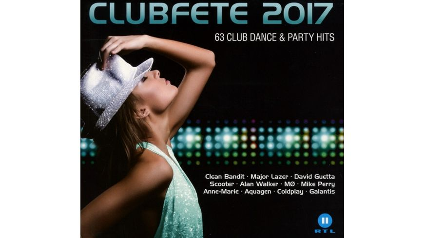Clubfete 2017 63 Club Dance Party Hits