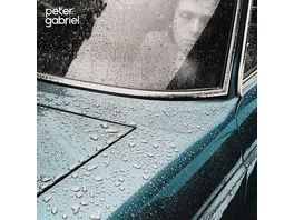 Peter Gabriel 1 Car Vinyl