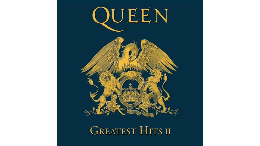 Greatest Hits II Remastered 2011 2LP