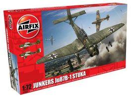 Airfix 1503087 Modellbausatz Junkers JU87 Stuka 1 72