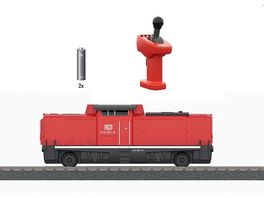 Maerklin Maerklin my world Diesellokomotive BR 212 mit Akku H0
