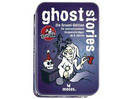 moses black stories Junior ghost stories