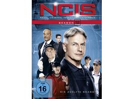 NCIS Season 12 DVD