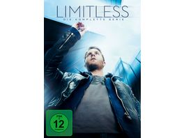 Limitless Die komplette Serie DVD