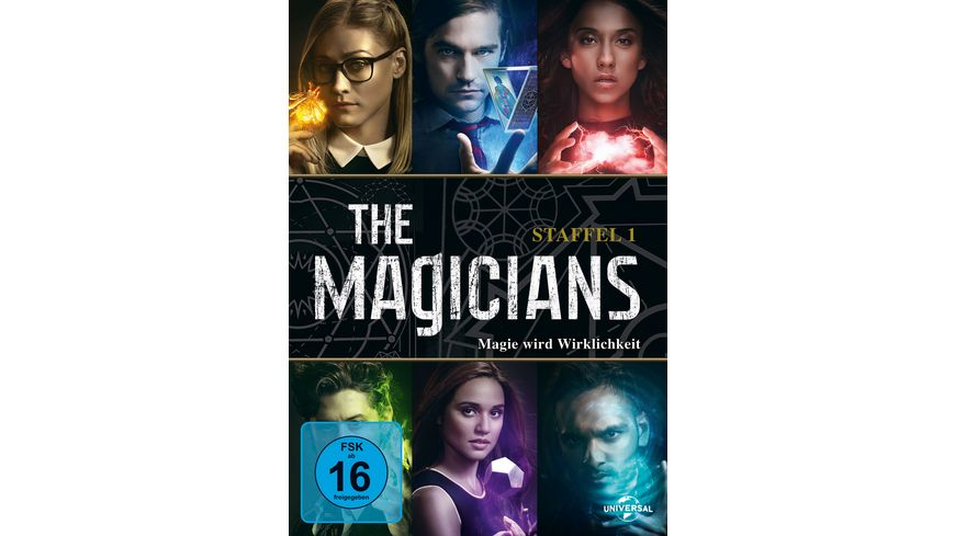 The Magicians Staffel 1 DVD