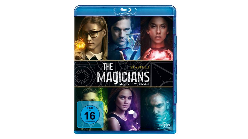 The Magicians Staffel 1 Blu ray Disc