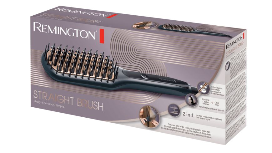 REMINGTON Glaettbuerste CB7400