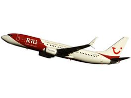 Herpa TUIfly Boeing 737 800 RIU Hotels Resorts