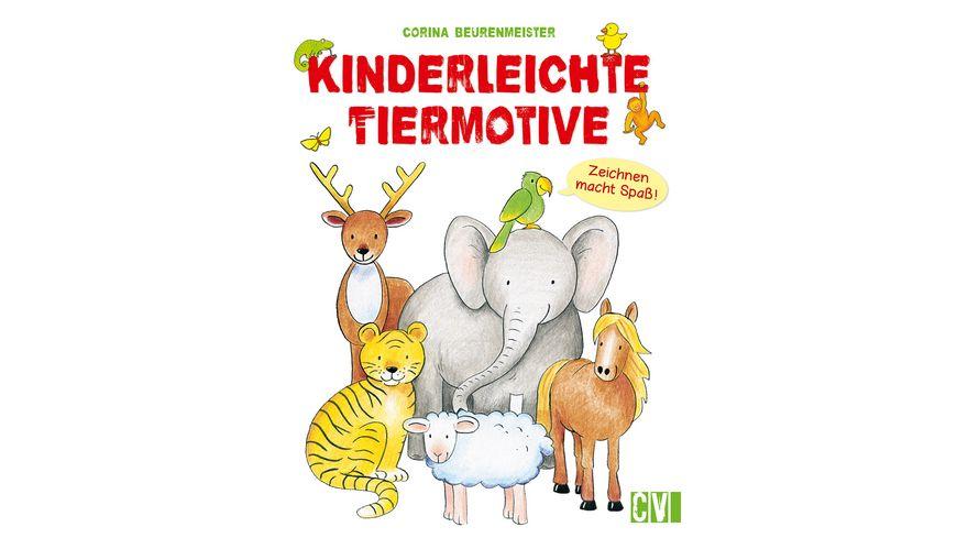 Buch Christophorus Kinderleichte Tiermotive