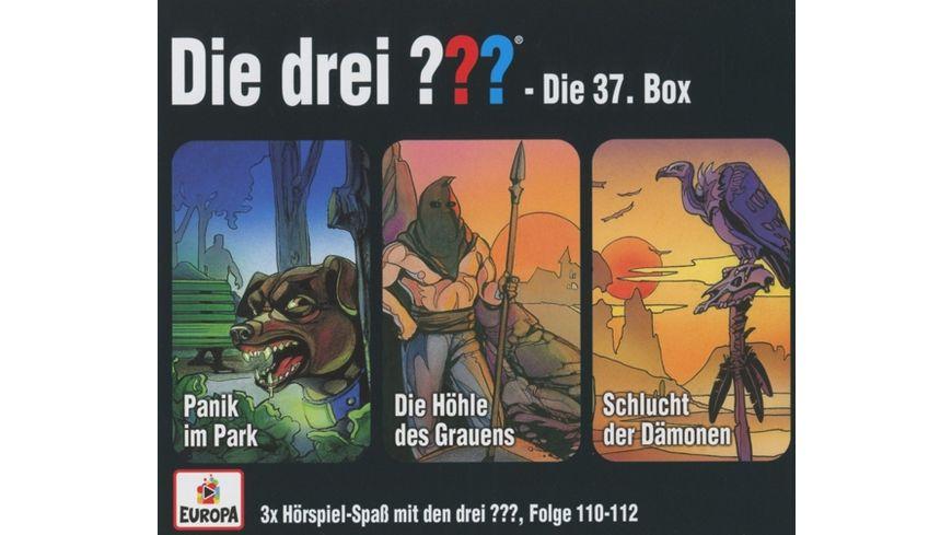 37 3er Box Folgen 110 111 112