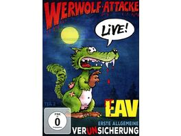 Werwolf Attacke Monsterball ist ueberall Li