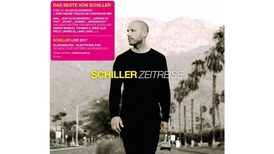 Zeitreise Das Beste Von Schiller Deluxe