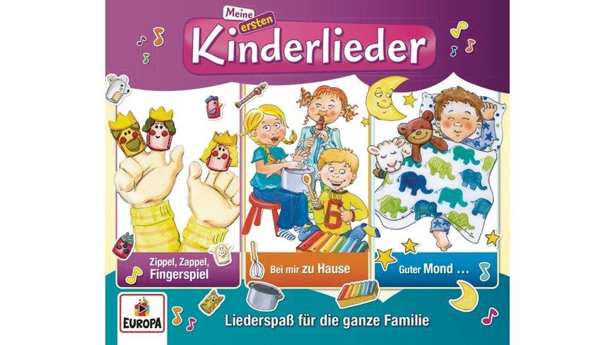 Meine Ersten Kinderlieder 02 3er Box Fingerspiel Online Bestellen