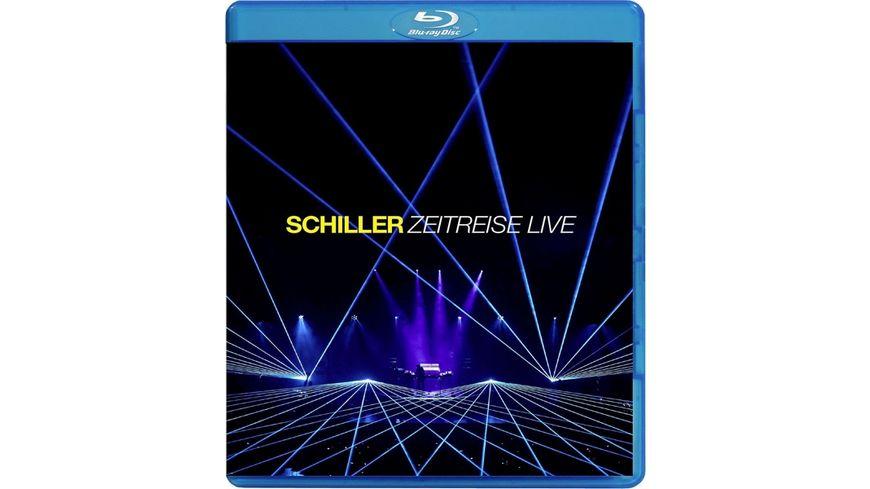 Zeitreise Live Blu Ray