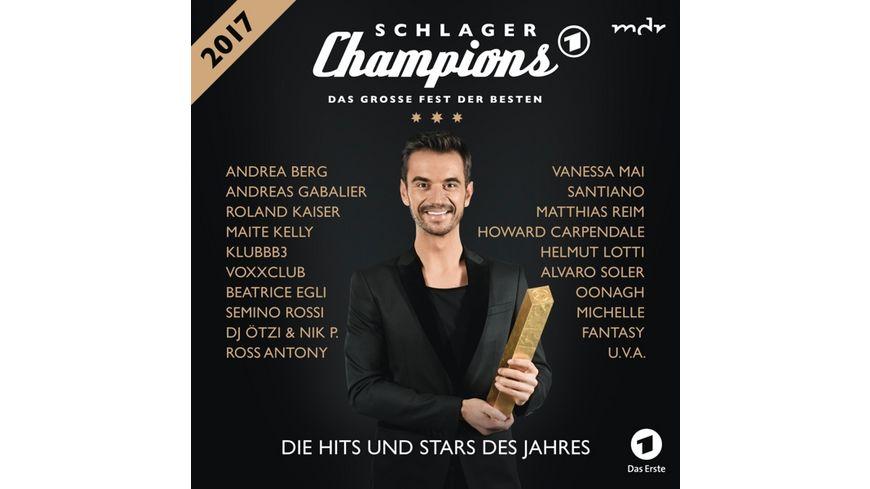 Schlager Champions Das grosse Fest der Besten