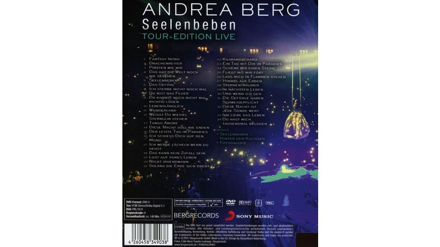 Seelenbeben Tour Edition Live