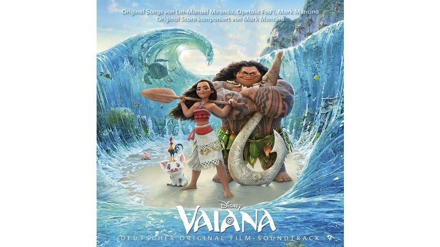 Vaiana Original Soundtrack Deutsche Version