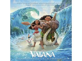 Vaiana Original Soundtrack Deutsche Version