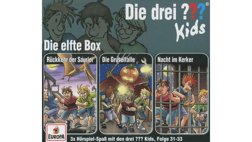 11 3er Box Folgen 31 33