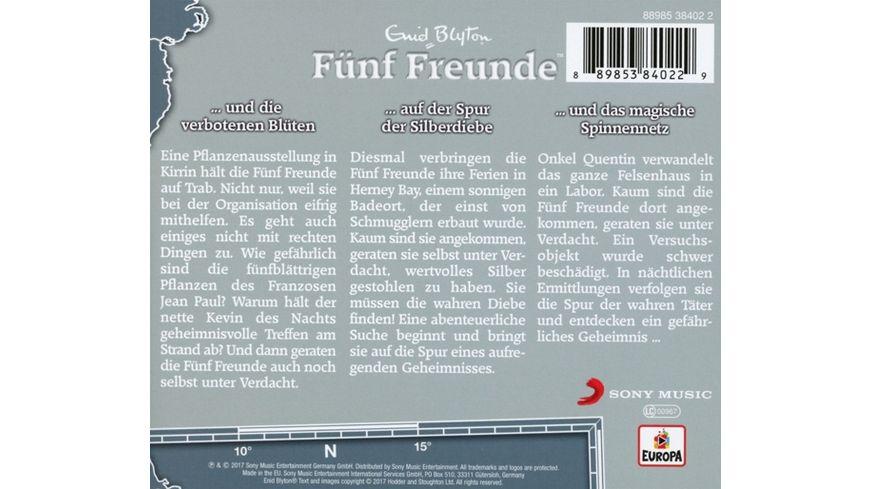 028 3er Box Folgen 86 97 105 Fuenf Freunde unte