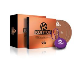 Kontor Top Of The Clubs Vol 73 Limited Edition