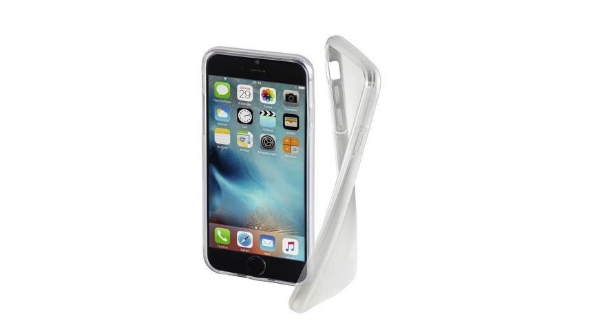 Cover Crystal Clear fuer Apple iPhone 7 Transparent
