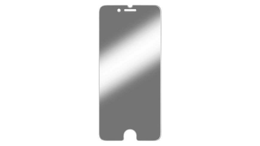 Display Schutzfolie Crystal Clear fuer Apple iPhone 7 2 Stueck