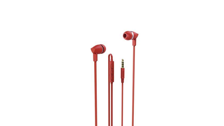 In Ear Headset Basic Rot