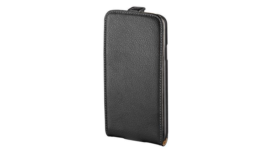 Flap Tasche Smart Case fuer Apple iPhone 6s Schwarz