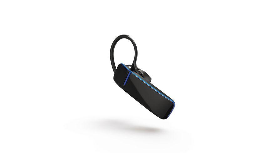 Mono Bluetooth Headset MyVoice600 In Ear Multipoint Ohrbuegel Schwarz