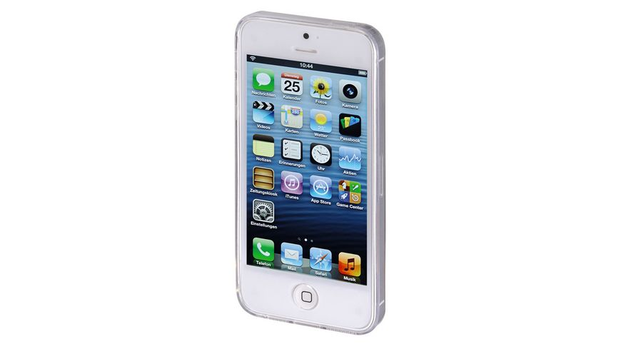 Cover Clear fuer Apple iPhone 5 5s SE Transparent