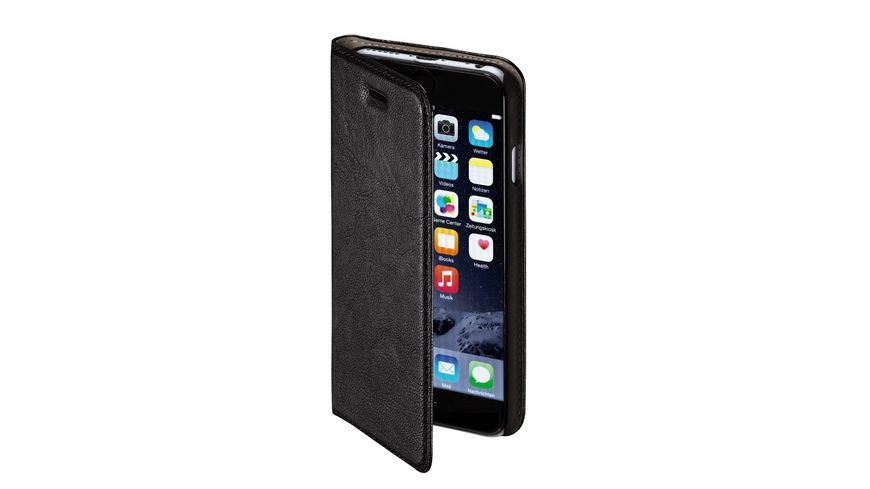Booklet Guard Case fuer Apple iPhone 6 6s Schwarz