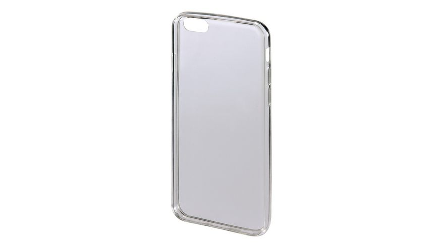 Cover Clear fuer Apple iPhone 6 6s Transparent