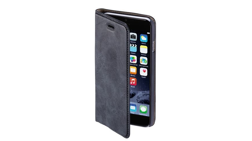Booklet Guard Case fuer Apple iPhone 6 6s Blau