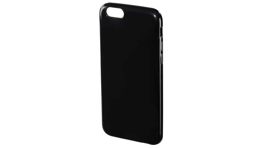 Cover Crystal fuer Apple iPhone 6 6s Schwarz