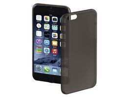 Cover Ultra Slim fuer Apple iPhone 6 6s Schwarz