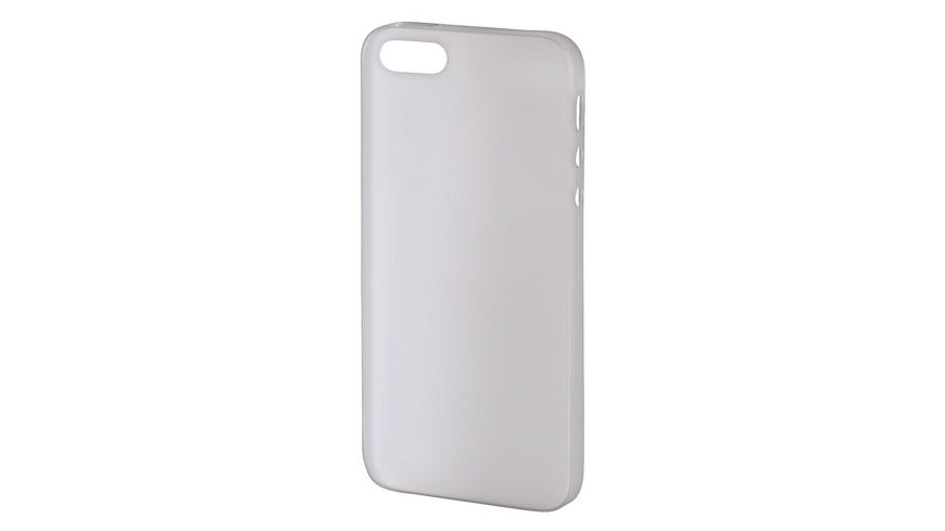 Handy Cover Ultra Slim fuer Apple iPhone 5 5s SE Weiss