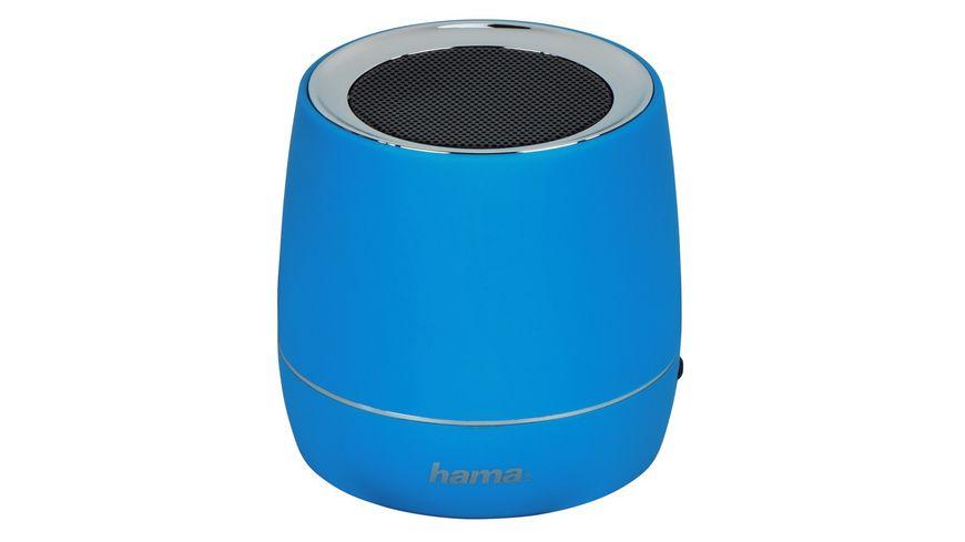 Mobiler Lautsprecher Blau