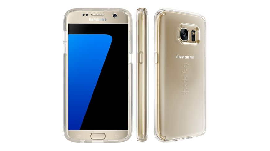 HardCase Speck CandyShell Samsung Galaxy S7 Clear