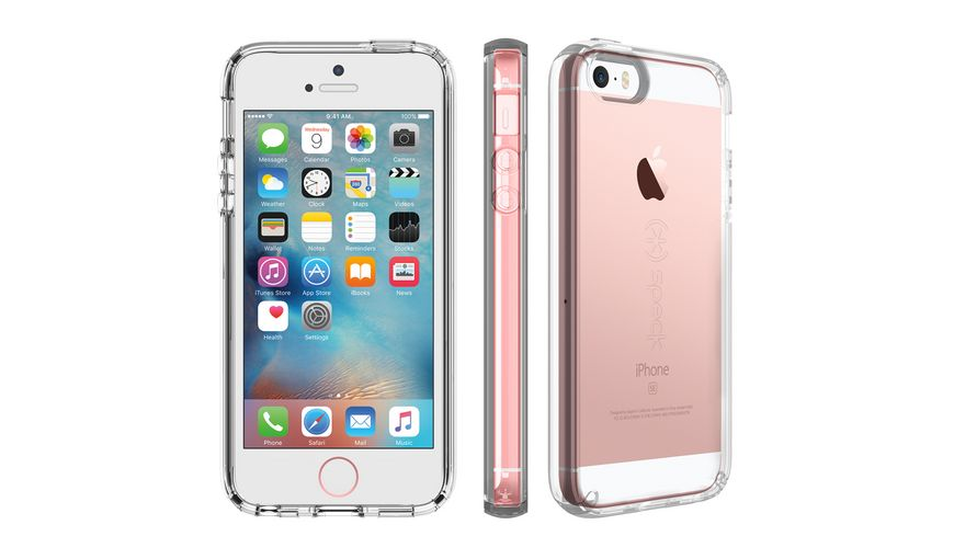 HardCase Speck CandyShell iPhone 5 5S 5SE Clear Clear
