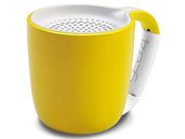 Audiosystem GEAR4 Espresso Bluetooth Yellow