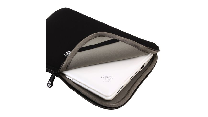 SoftCase Crumpler The Gimp Schwarz 10 Tablet
