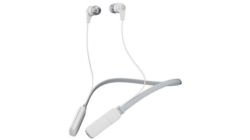 Headset Skullcandy INKD 2 0 BT WIRELESS WHITE GRAY GRAY